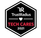 TrustRadius Names BlackLine a 2021 Tech Cares Award Winner for...