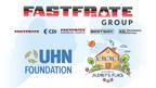 Fastfrate集团和Audrey's Place捐赠了50万美元给大学健康网络