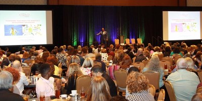 """Darrell """"Coach D"""" Andrews delivers keynote address for the National Association of Workforce Development Professionals!"""