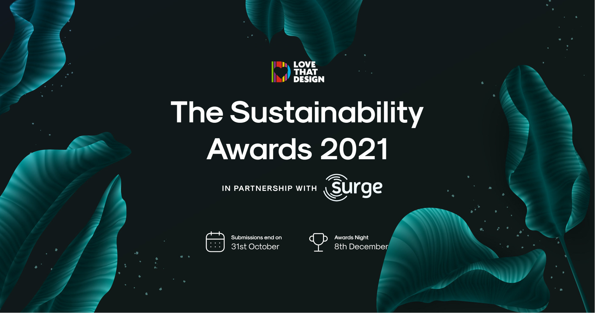 Love That Design announces the region's first sustainable design awards in partnership with Surge For Water - PRNewswire
