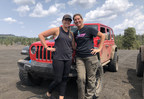 Jeep® Brand Proudly Partners With Rebelle Rally for the Sixth Consecutive Year, Showcases New Jeep Wrangler 4xe