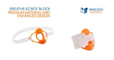 BREATHE-EZ BITE BLOCK PREMIUM MATERIAL AND ENHANCED DESIGN