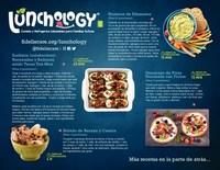 Fidelis Care ofrece comidas saludables para las families con su nuevo menu LUNCHOLOGY