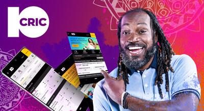 10CRIC Betting app