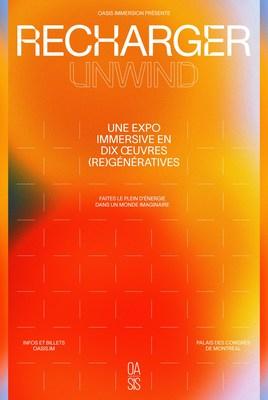 Recharger / Unwind (Groupe CNW/Palais des congrès de Montréal)