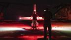 V-BAT Takes Flight with 11th Marine Expeditionary Unit aboard USS Portland