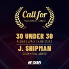 Award Nominations Open to Honor Global Supply Chain Leaders...