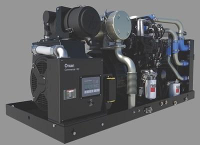 The SD (Standard Diesel) 20 generator.