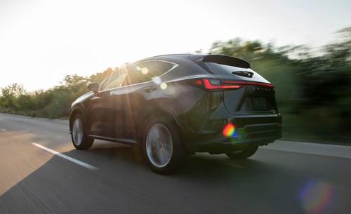 2022 Lexus NX 350