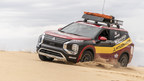 Mitsubishi Motors Unveils 2022 Outlander For 2021 Rebelle Rally; Introduces The Military Veterans Who Will Contest The Event