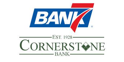 Bank7 - Cornerstone Logos