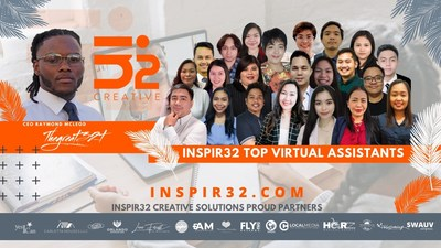 Inspir32 Creative Solutions Top Virtual Assistants