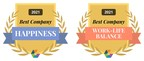 SmartBug Media® Earns Two New Comparably Awards in the Best...