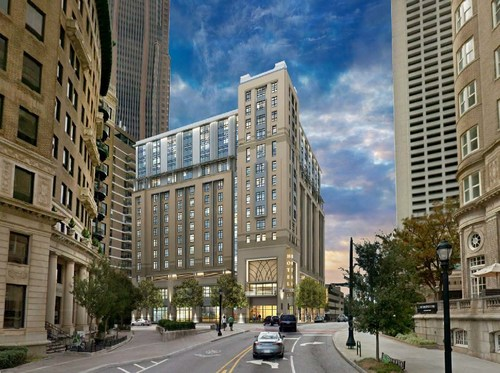 Noble announces the official opening of the new LEED-certified Courtyard by Marriott Atlanta Midtown and Element by Westin Atlanta Midtown - the first-ever combination of the Courtyard by Marriott and Element by Westin brands under one roof.
