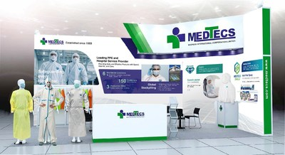 Medtecs participates in Europe nonwovens exhibition INDEX™20 for the first time