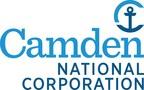 Camden National Corporation to Announce Quarter Ended September...
