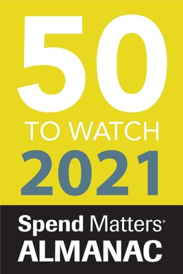 Transparency-One, the platform for responsible sourcing, has been named a 2021 Provider to Watch by Spend Matters