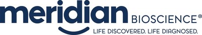 Meridian Bioscience, Inc. Logo (PRNewsfoto/Meridian Bioscience, Inc.)