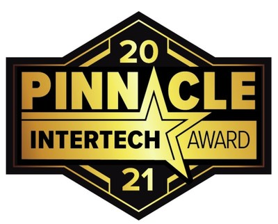 Canon Receives Two Pinnacle InterTech Awards and Four Pinnacle Product Awards for 2021