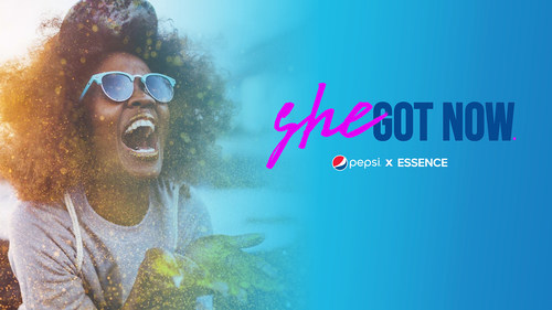 """Pepsi and ESSENCE announced the return of """"She Got Now"""" - a multi-tiered program that celebrates, supports and honors young Black women attending Historically Black Colleges and Universities (HBCUs) across the country."""