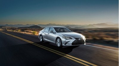 Lexus Introduces The New And Refined 'Made In India' Es 300h, Strengthening Its Commitment To Guests