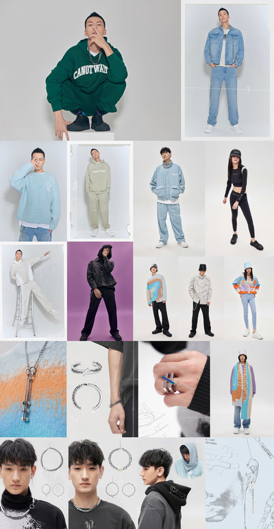 CANOTWAIT_ 2021 Fall/Winter ToWear Collection