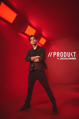 European fashion brand PRODUKT launches in India; signs on Ishaan Khatter as the face of the brand (PRNewsfoto/PRODUKT by JACK & JONES)