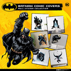 """Kismet Decals Launches New Batman, Superman, And """"Space Jam: A New Legacy"""" Licensed Wall Stickers"""