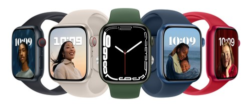 C Spire customers will be able to order Apple Watch Series 7 featuring the largest and most advanced Apple Watch display ever — and a reengineered Always-On Retina display with significantly more screen area and thinner borders — beginning today (Friday, October 8) with availability in stores and online beginning Friday, October 15. For a limited time, customers who order Apple Watch Series 7 will get a $150 discount.