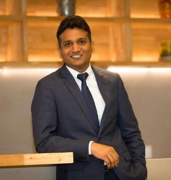 Mr. Karan Lalit, Study Group Regional Director for India