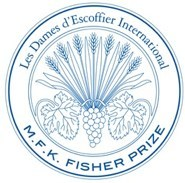 The M.F.K. Fisher Prize recognizes excellence on written, broadcast or digital content focused on food and culture. The Prize is sponsored by Les Dames d'Escoffier International.