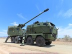 """Global Ordnance and Yugo Successfully complete 155mm Mobile Howitzer """"Shoot Off"""""""