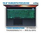The Kubuntu Focus Team Announces the Third-Generation M2 Linux Mobile Workstation