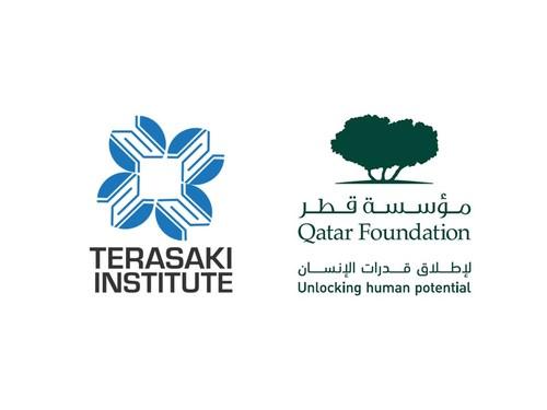 TIBI and Qatar Foundation Logos