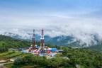 中国石化涪陵页岩气田创400亿立方米累计产量新纪录