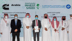 """Memorandum of Understanding between """"SWCC"""" and """"Cummins Arabia"""" for hydrogen production: To meet the challenges of climate change with alternative energy"""