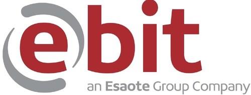 Ebit Logo (PRNewsfoto/DiA Imaging Analysis)