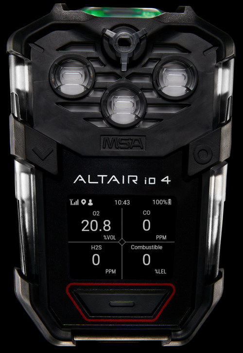 At National Safety Congress, MSA Unveils MSA+ Subscription Service and ALTAIR io™ 4 Gas Detector to Help Advance Worker Safety and Worksite Productivity