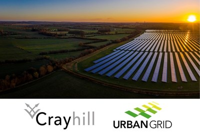 Urban Grid's project pipeline includes 12.7 GWDC of PV and 3.7 GWAC of co-located and stand-alone energy storage.
