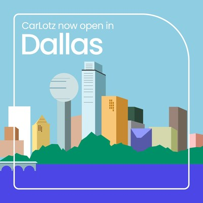CarLotz (NASDAQ: LOTZ), the nation's largest consignment-to-retail used vehicle marketplace, announced today it has opened a hub located at 1001 Preston Road in Plano, TX.