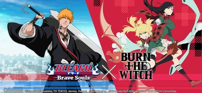 Bleach: Brave Souls, currently available on smartphones and PC, will hold a collaboration event featuring Burn the Witch characters. Players can look forward to special Summons featuring Ninny Spangcole, Noel Niihashi, and debuting Bruno Bangnyfe for the first time, event quests following the story, and more starting Monday, October 11. Check out the second collaboration between Bleach: Brave Souls and the latest series Burn the Witch by Tite Kubo, the creator of Bleach!