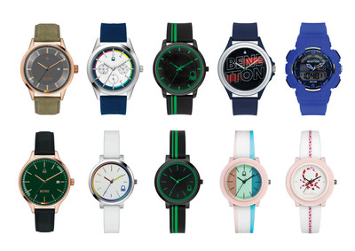 Benetton India and Timex India introduce watch line 'Benetton Timewear'