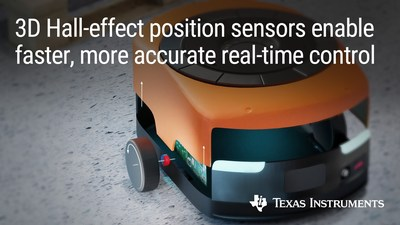 TI sensor provides ultra-high precision at speeds as fast as 20 kSPS while using at least 70% less power