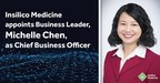 Insilico Medicine Appoints Business Leader, Michelle Chen, as...