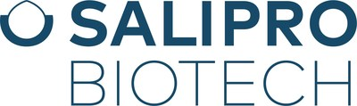 Salipro Biotech logo (PRNewsfoto/Salipro Biotech)