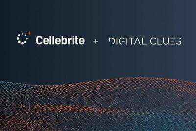 Cellebrite adquirirá Digital Clues, proveedor líder de soluciones OSINT. (PRNewsfoto/Cellebrite)