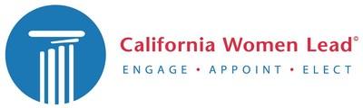 California Women Lead logo.