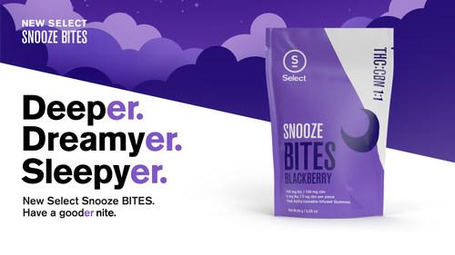Select Snooze Bites