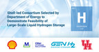 Shell-Led Consortium Selected by DOE to Demonstrate Feasibility...
