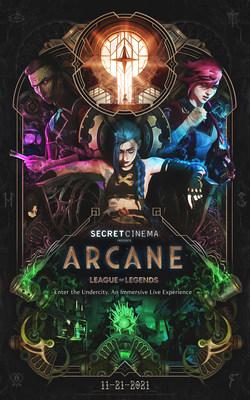 Secret Cinema Presents Arcane